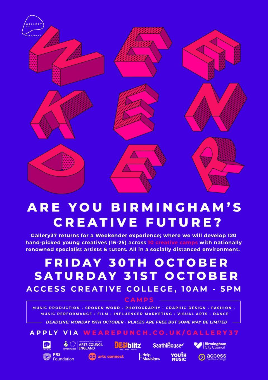 Whats on in Birmingham