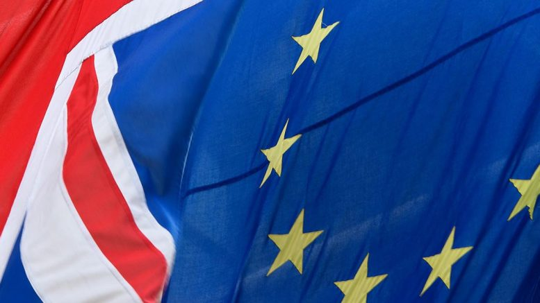 UK and EU on brink of trade deal