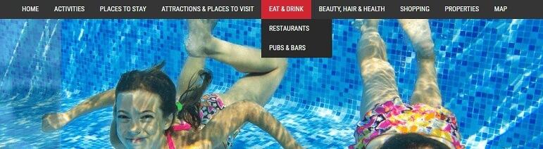 Drop Down menus Advertise with us What's on in Birmingham